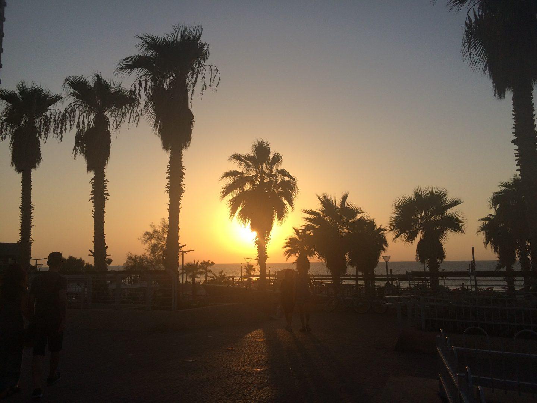 Fall in love with Tel Aviv