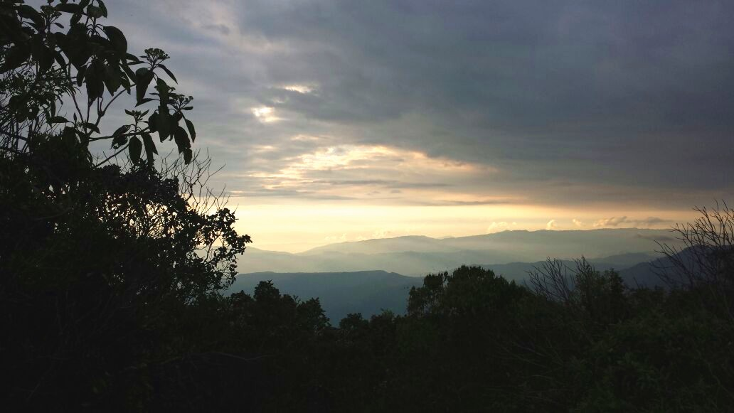 Chicaque view