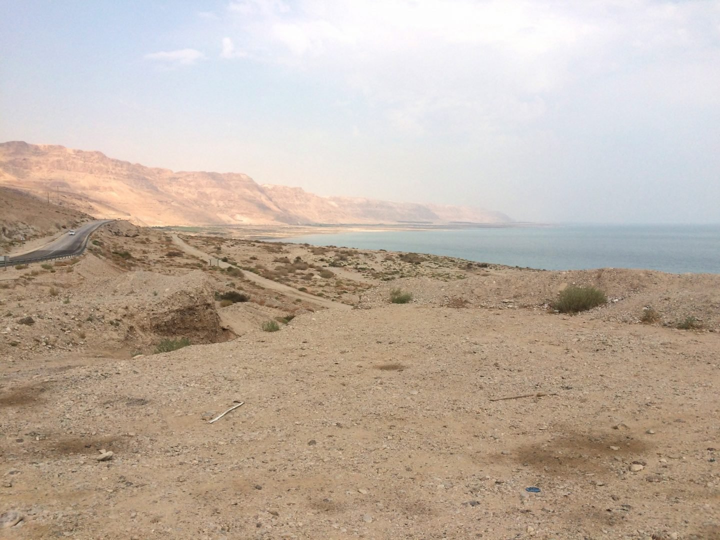 Day trip from Tel Aviv to the Dead Sea