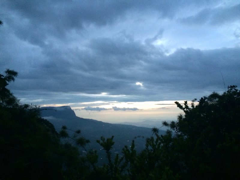Dusk of Chicaque