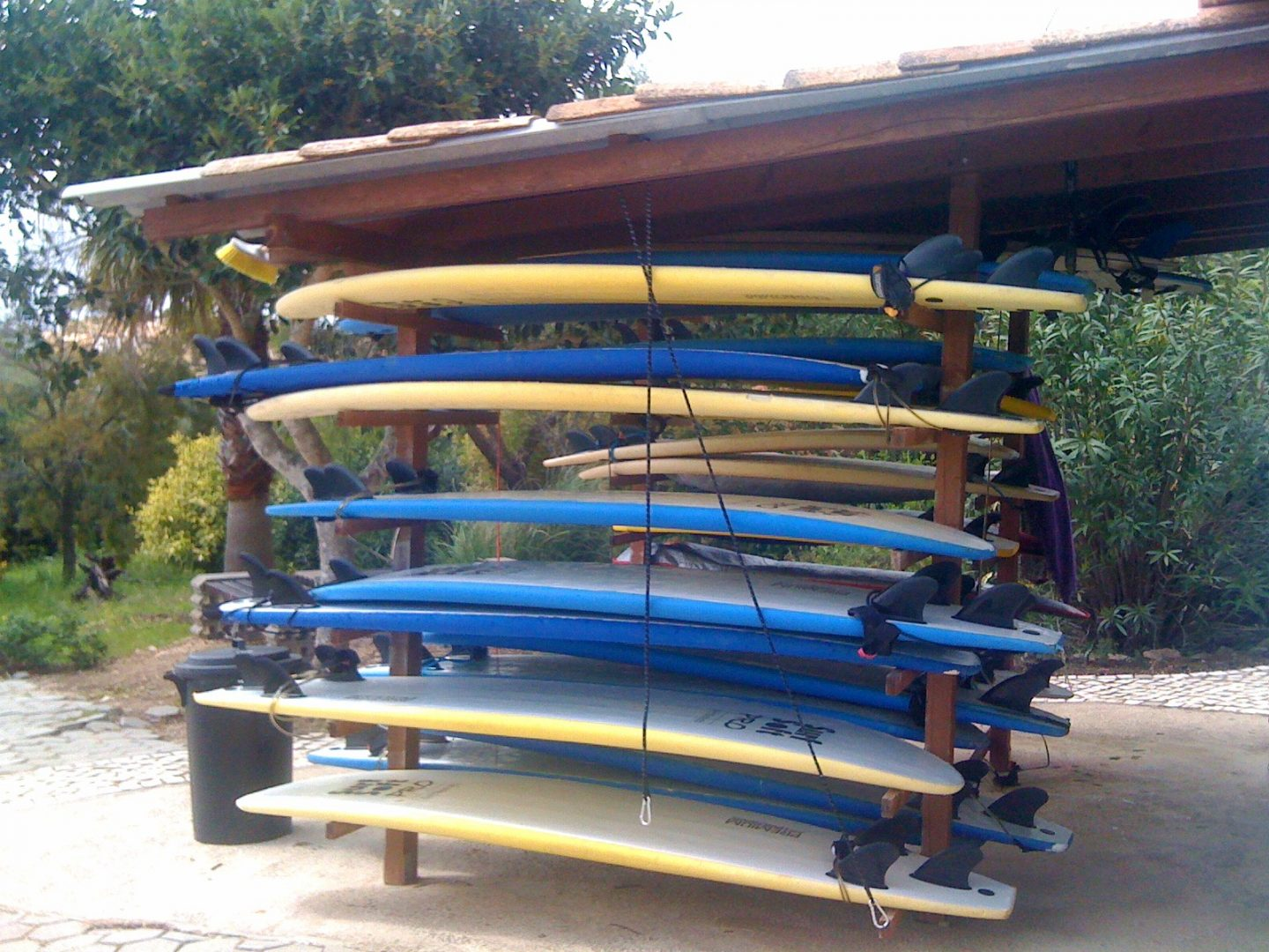 Getting the boards