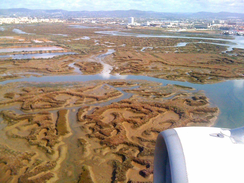 Landing in Faro