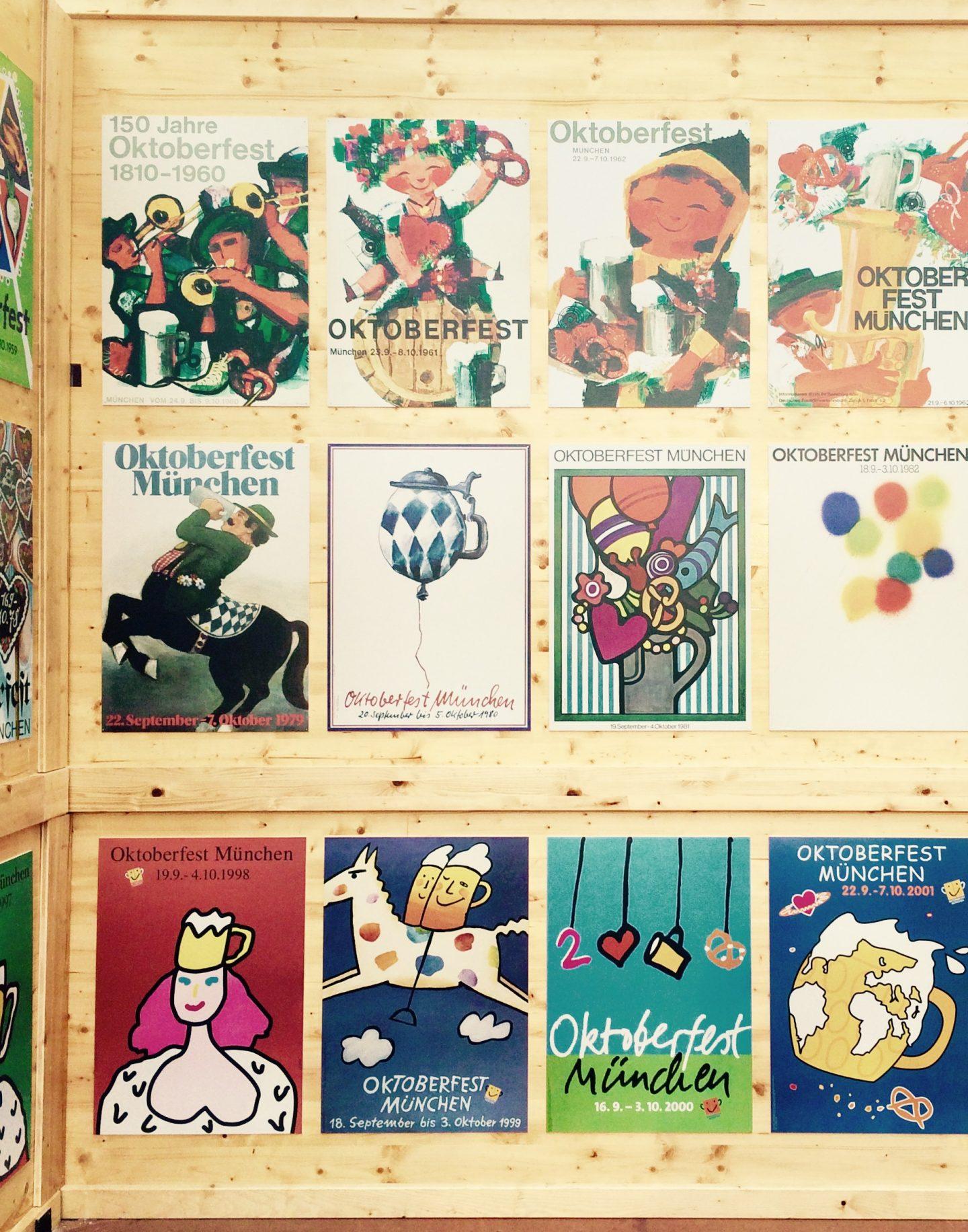 Oktoberfest history