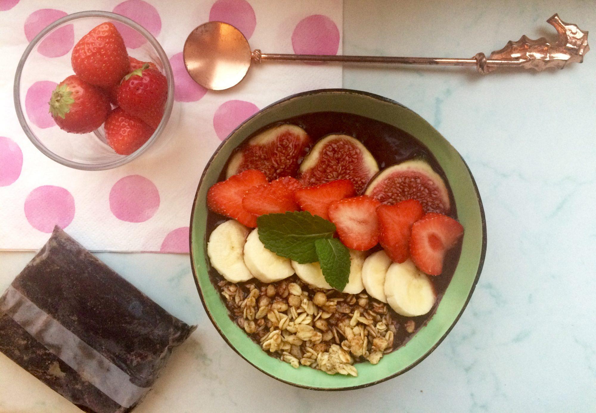 Acai bowl – your Brazilian love story
