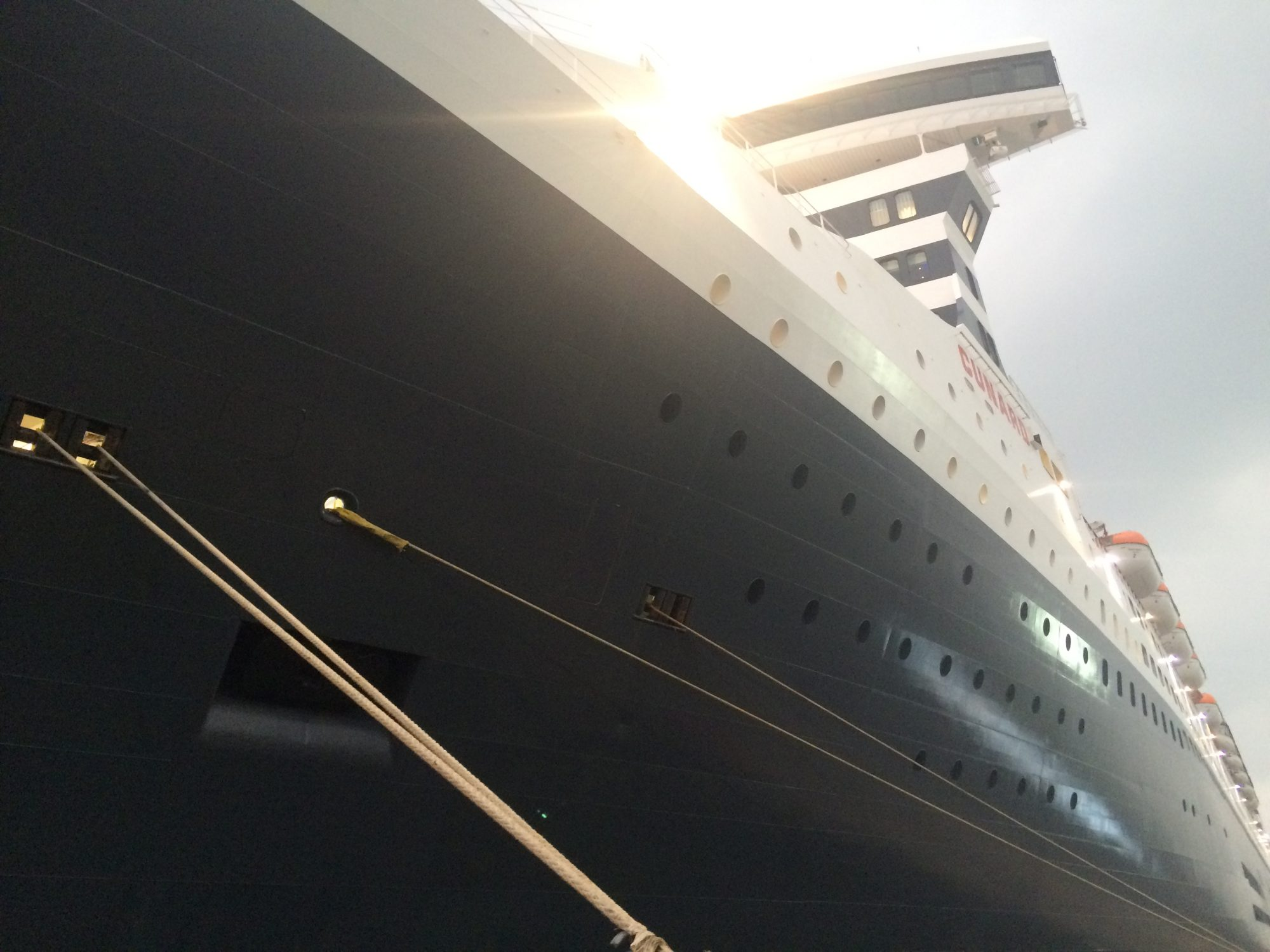 Cruising in style – Queen Mary 2