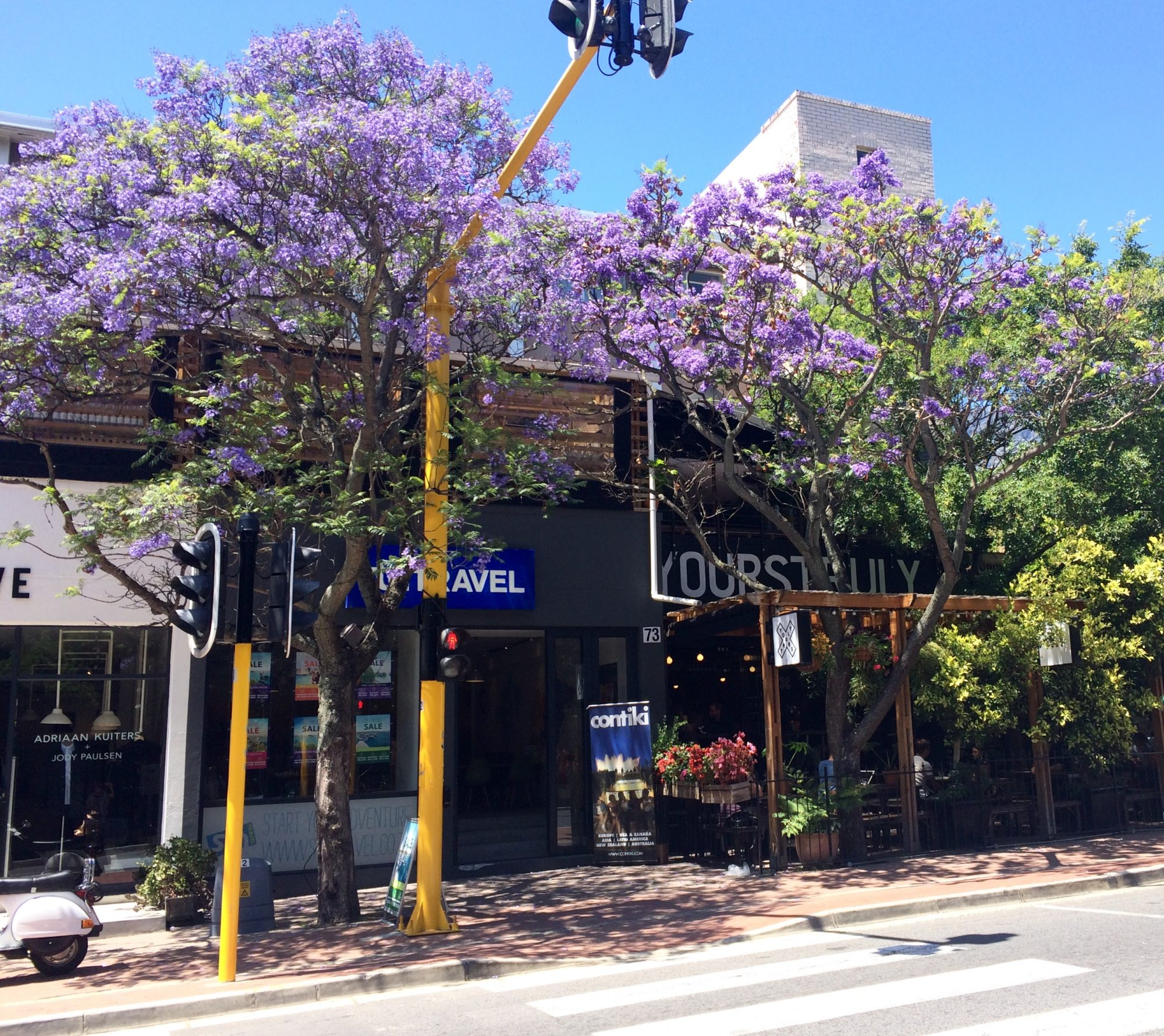 Cape Town love part I – explore Kloof Street