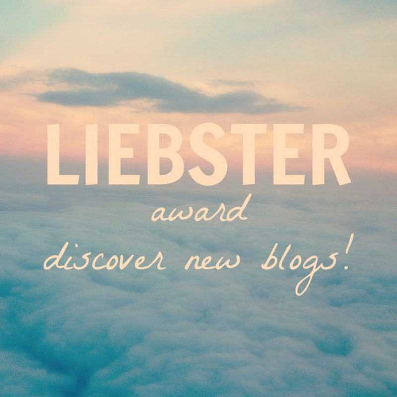 liebster award banner