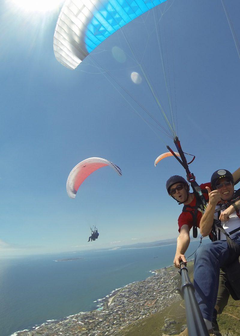 Cape Town Tandem Paragliding