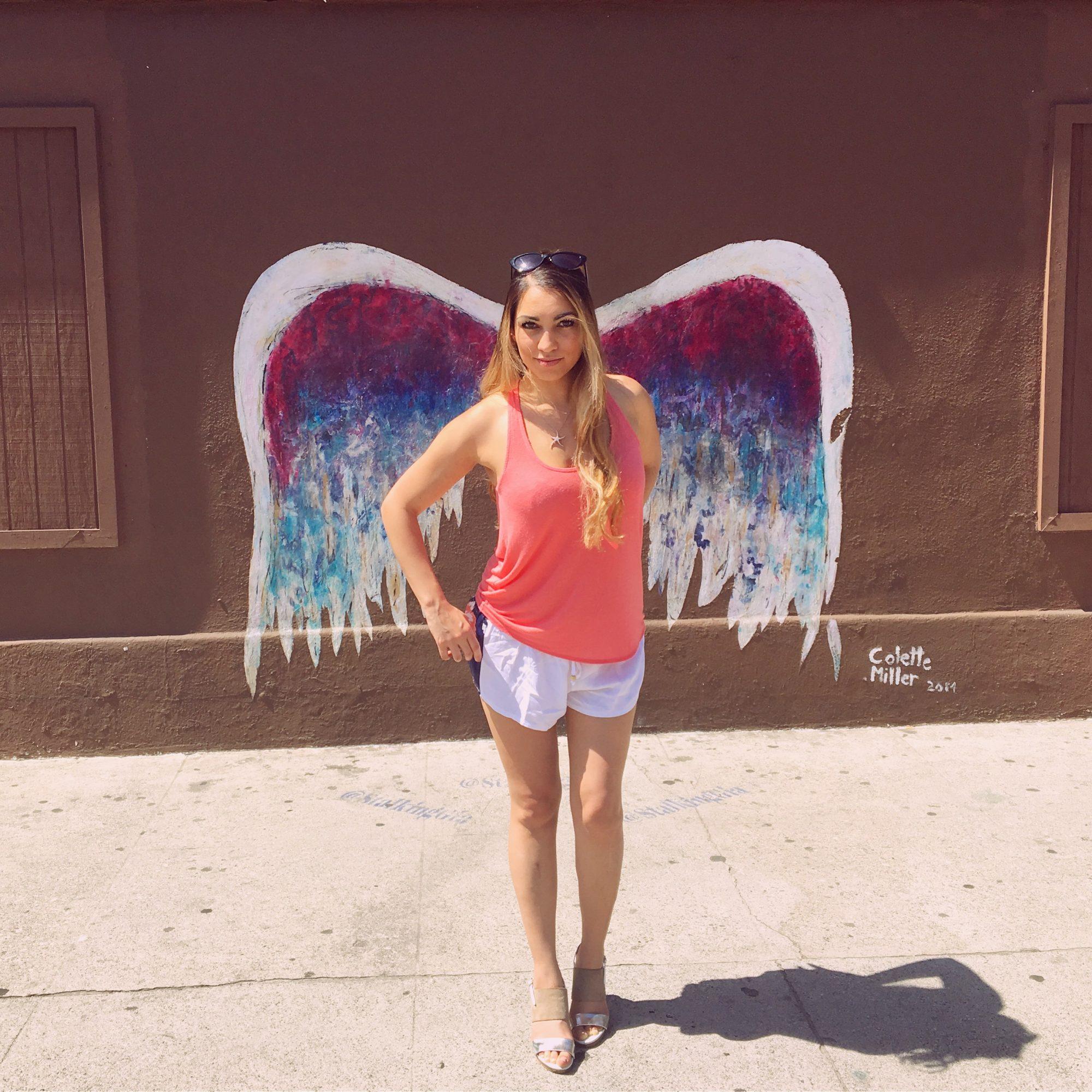Colette Miller wall