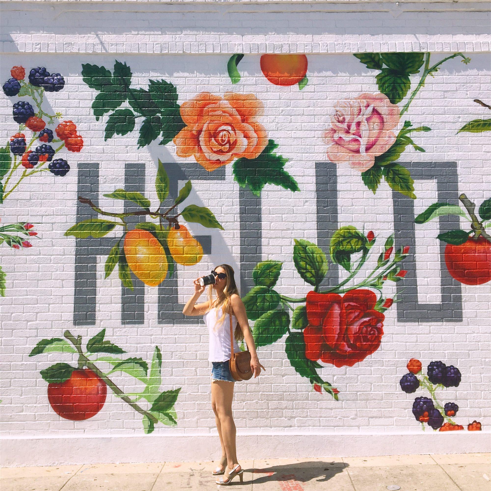 Hello wall