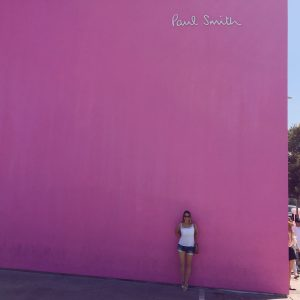 Paul Smith wall